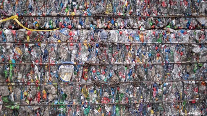 Acuerdo para restringir la exportación de desechos plásticos